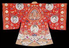 Taoist priest robe