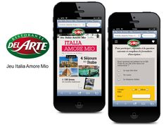 Dans le top des QR codes les plus scannés par la communauté Mobiletag le weekend des 22 et 23 février 2014 : PIZZA DEL ARTE qui a mis en place un jeu concours à découvrir via un QR code en restaurant ! Vous aussi téléchargez l'application Mobiletag et scannez avec votre smartphone pour jouer : http://8.mobiletag.com/?id=566