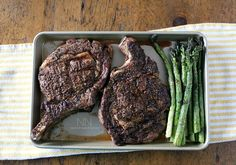 How to Grill the Perfect Ribeye Steak by Nutmeg Nanny