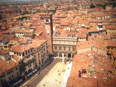the city of romeo and juliet