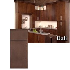 Slab kitchen cabinet doors model 4e cherry slab door for Kitchen cabinets jackson