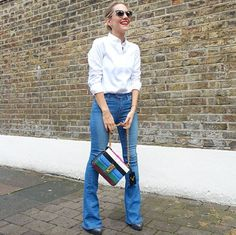 Wearing It Today: Day 1 at London Fashion Week