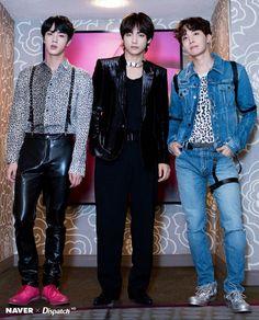 BTS V JIN JHOPE