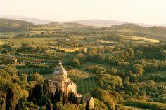Montepulciano: Der italienische Wein Vino Nobile soll nobler sein Cabernet Sauvignon, Chianti Classico, Monument Valley, Italy, Nature, Italian Wine, Northern Italy, Tuscany, Italia