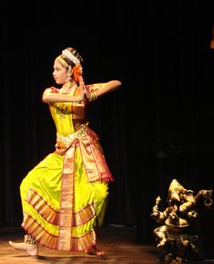 Dance styles of India