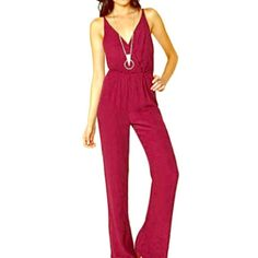 Rust color  jumpsuit Beautiful sexy Jumpsuit Forever 21 Pants Jumpsuits & Rompers