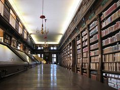 biblioteque de l'institut de france