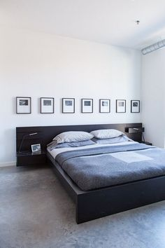 30 Inspirations Of Ikea Bedroom Design And Ideas For Men Gray