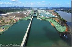 Ampliación del Canal de Panamá muestra 76,6% de avance - http://panamadeverdad.com/2014/07/24/ampliacion-del-canal-de-panama-muestra-766-de-avance/