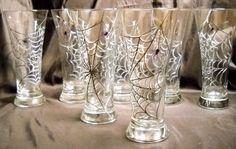 beer glass painted - Hledat Googlem