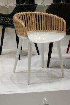 Marcel Wanders chair is great.
