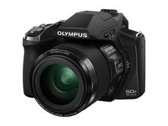 New Olympus SP-100EE 50x Ultra Zoom with Dot Sight
