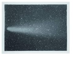 Vija Celmins  Untitled #10  1994-1995 Charcoal on paper. Collection of McKee Gallery, New York.