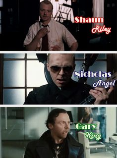 Simon Pegg...whoever made this, you are awesome!