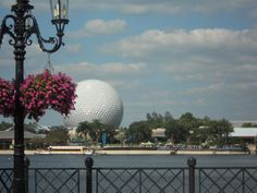 A Few Things about Epcot You May Not Know