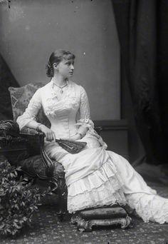 Александр Бассано , Принцесса Елизавета Гессен, около 1878