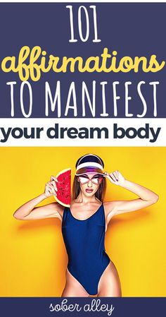 Manifest weight loss and your dream body goals with these daily positive affirmations to help you achieve your weight loss manifestation goals! Lose 10 pounds in a week the lazy way by using high-vibe spiritual weight loss affirmations to get your dream body! Lose 10 Pounds In A Week, Lose Weight In A Month, Losing 10 Pounds, Diet Plans To Lose Weight, Losing Weight Tips, Want To Lose Weight, Best Weight Loss, Weight Loss Tips, How To Lose Weight Fast