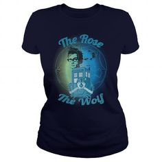 Awesome Tee THE ROSE AND THE WOLF Shirts & Tees