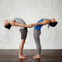 Partner Yoga Workout - Whole Living Fitness