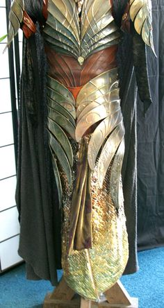Elven armor from the Lord of the Rings