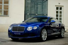Bentley Continental GT Speed - LGMSports.com