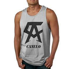 PTCY Mens Personalized Tank Top Tank Funny C A Boxer L Ash >>> Check this awesome product by going to the link at the image.