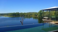 The ifinity pool at Crystalbrook Lodge, a luxury 10 guest only lodge hidden in outback Queensland! Australia Hotels, Australia Travel, Queensland Australia, Luxury Tents, Luxury Yachts, Best Hotel Deals, Best Hotels, Luxury Escapes, Hotel Pool