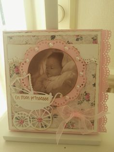 HosLindhjem: Babykort