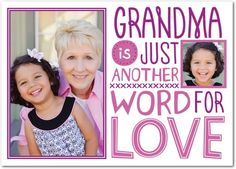 Loving Grandmother | Grandparents Day Cards from Treat.com