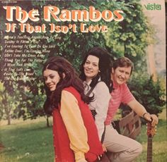 The Rambos - If That Isn't Love (Vinyl, LP) at Discogs