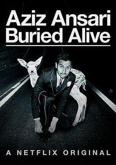 Aziz Ansari: Buried Alive (soooo funny)