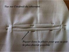 WELT POCKETbon tuto poche passepoilée methode simplicity