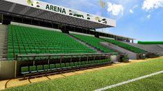 Arena Wolmar Salton - Passo Fundo (RS) - Capacidade: 8 mil - Clube: Gaúcho