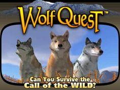Descargar  Wolfquest el simulador en que eres un lobo