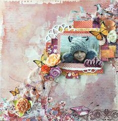 Le Blog de Plumo Scrapbook Layouts, Scrapbooking, Tableaux D'inspiration, Blog, Happy, Crafts, Decor, Blue Prints, Creative Crafts