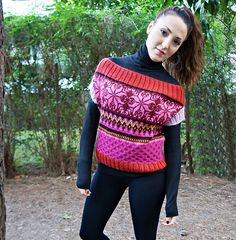 Ravelry: Burst of colors pattern by Evelyn Siatra