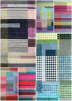 Rugs by Margo Selby