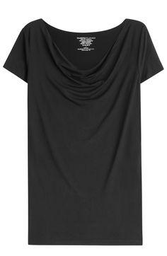 Draped Jersey T-Shirt detail 0