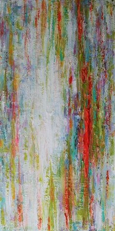 Acrylic Abstract Painting Acrylic Painting Modern Painting