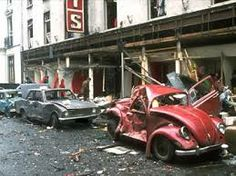 dublin monaghan bombings - May 1974 Northern Ireland Troubles, Car Bomb, Images Of Ireland, British Armed Forces, Dublin City, Emerald Isle, Dublin Ireland, History Facts, Belfast