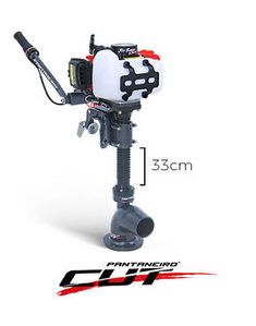 Outboard motor for Kayak Jet Turbo hp 2 stroke - Air Cooled Kayak Fishing Gear, Fishing Boats, Cool Boats, Small Boats, Electric Boat Engine, Jet Motor, Kayak Boats, Mud Boats, Canoes