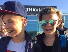 Så underbara! Marcus Y Martinus, Keep Calm And Love, My Love, Love Twins, You Are My Life, Back Off, Little Sisters, Youtubers, Mirrored Sunglasses