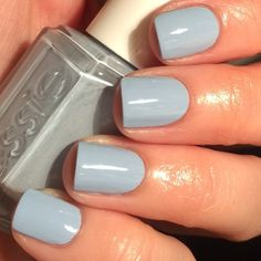 Essie Salt Water Happy from the Summer 2015 line. Review coming soon. @live.love.polish to order #youngwildandpolished #nailstagram #instanails #essie #livelovepolish #nailoftheday #notd #beauty #instabeauty