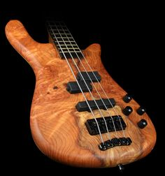 Warwick Custom Shop Streamer LX Special Edition Vavona Redwood Burl