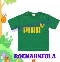pika pikachu 100% organic co... from RoemahNeola on Wanelo