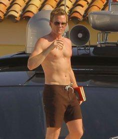 harris selfie patrick Neil naked