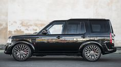 A Kahn Design Land Rover Discovery RS 300 is Ready to Roll Range Rover Hse, Range Rover Sport, New Land Rover Discovery, Kahn Design, Range Rover Supercharged, Good Looking Cars, Bugatti Cars, Bugatti Veyron, Ready To Roll