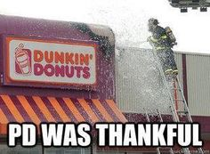 From our friends at Firefighting Humor. I guess I'm due for a payback!
