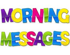 Morning Messages - Differentiated, organized by grade level, topic, and months.  FREEBIE and $