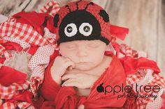 Ravelry: Love Bug Ladybug Hat pattern by Crochet by Jennifer